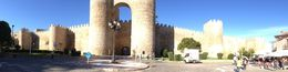 Panoramic outside the walls , KAK - November 2013