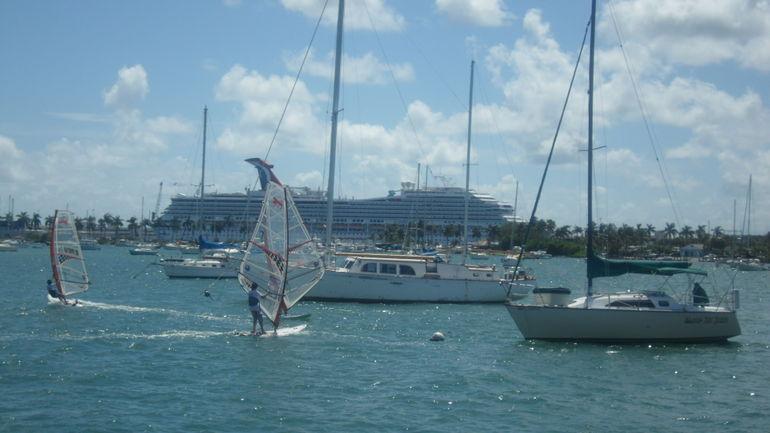Bay Cruise - Miami