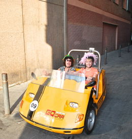 We are sisters who travel as much of the world as we can and do many inadvisable things. This was a particularly stupid example. , BlondeBrunetteTravel - October 2012
