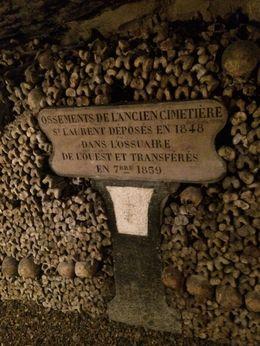 Be prepared. It's literally bones stacked upon bones. , terri - July 2015