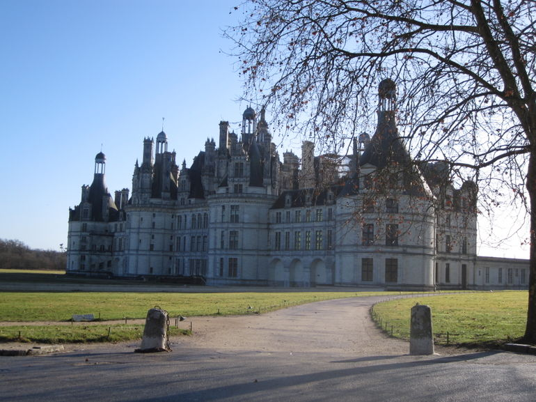 Chambord Chateau - Paris