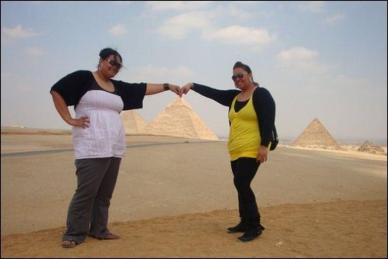Giza Pyramids/ Sphinx - Cairo