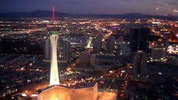 The Las Vegas Strip! - March 2012