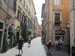 Touring the backstreets of Rome with Viator! , Scott M - August 2012
