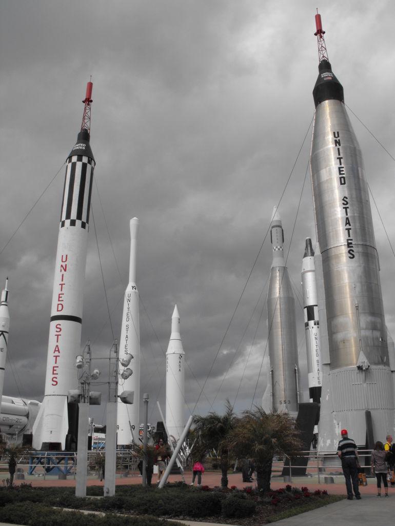 KCS - Rocket Garden - Orlando