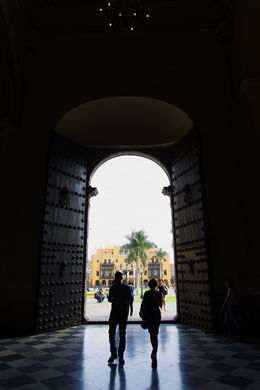 Lima City Tour - Plaza de Armas, Lima Cathedral , Chefman - June 2015