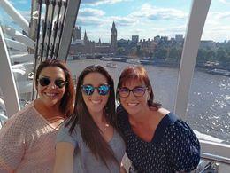 Mis amigas y yo, después de realizar el crucero. Una maravilla. , CRISTINA RAQUEL A - July 2016