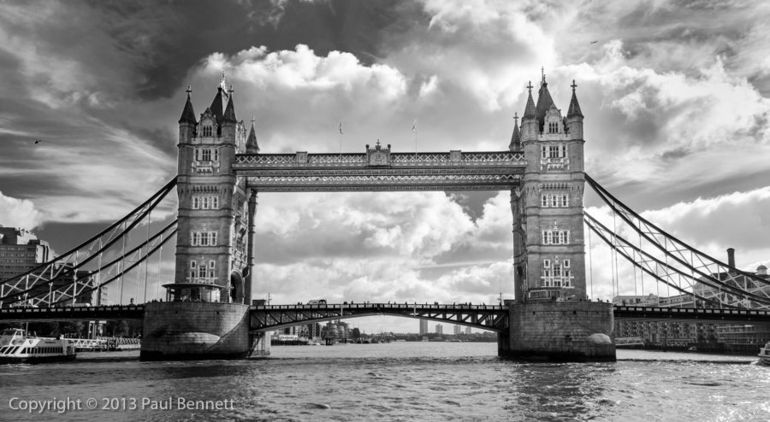 London's Tower Bridge - London