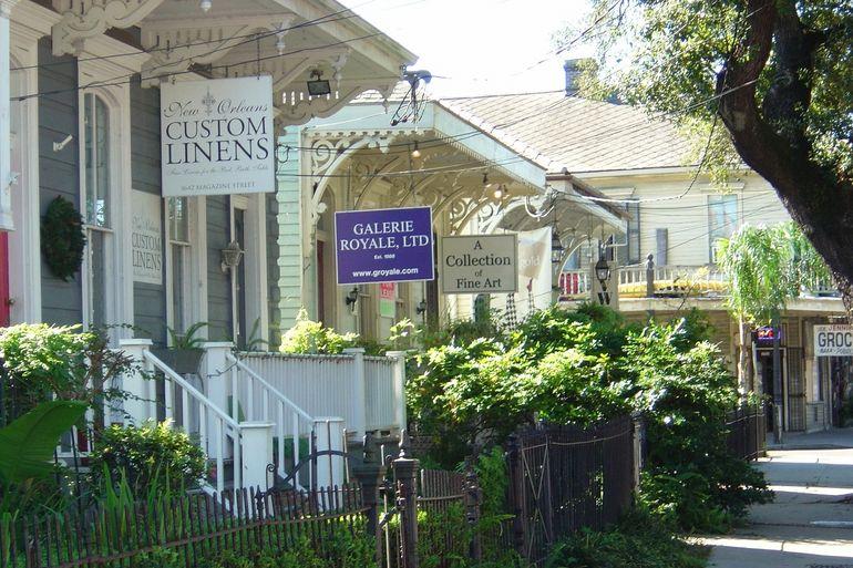 Magazine Street - New Orleans