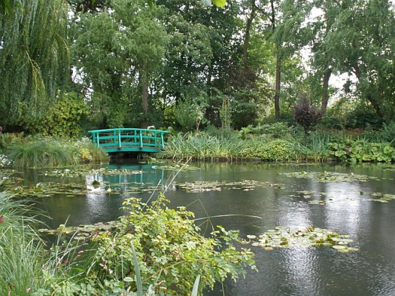 Monet's gardens - Paris