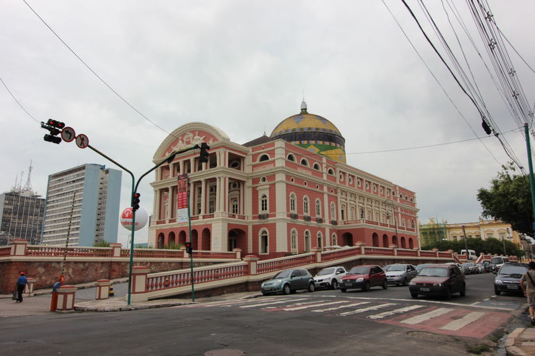 Manaus City Sightseeing Tour photo 13