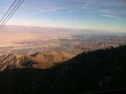 Views to the valley floor below, JennyC - February 2012