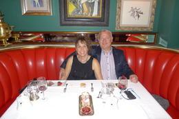 Notre première soirée à New York , Nadia G - January 2015