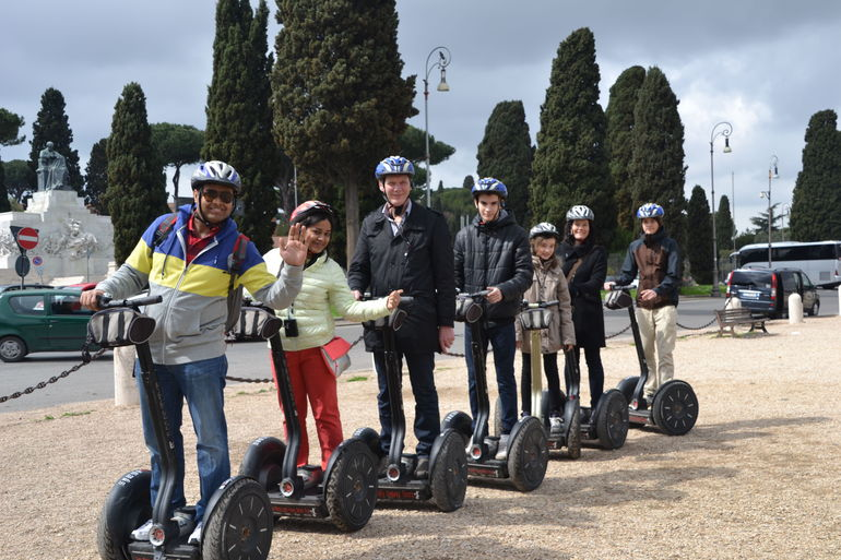 Rome on Segway - Rome