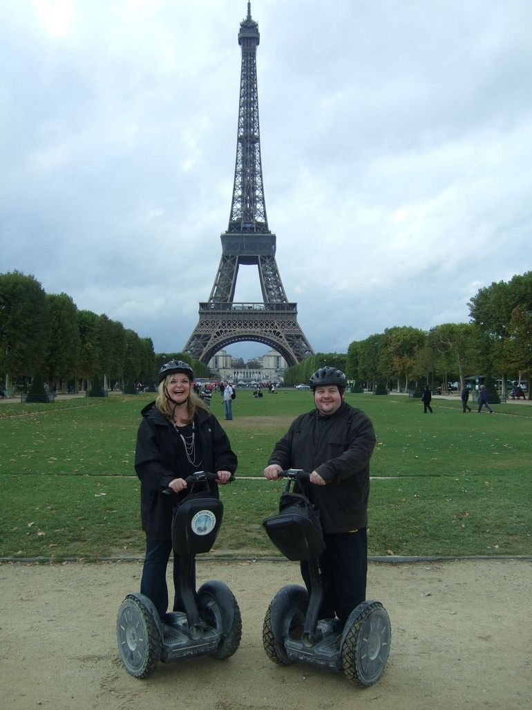 segway tour - Paris