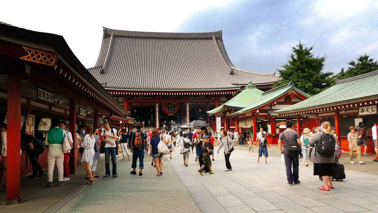 Sens?-ji temple - Tokyo