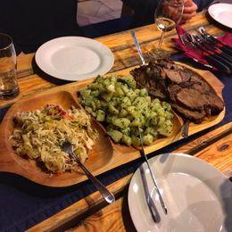 Great dinner!! , JIHYE K - April 2016