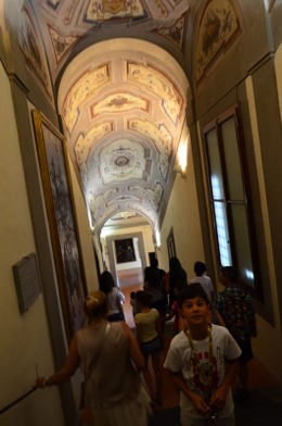 Uffizi and Vasari Tour, Jeff - July 2012