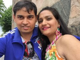 me and my best buddy , Deepthi P - September 2015