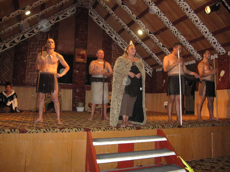 Rotorua Full Day Tour: Waitomo Caves, Agrodome and Te Puia departs Auckland photo 12