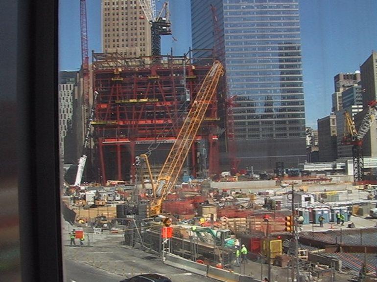 Zero to tower Liberty - New York City