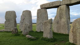 Stonehenge - the stones. How did they get there? , John L - August 2017
