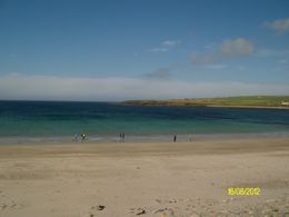 gorgeous skara brae beach , IAN M - August 2012