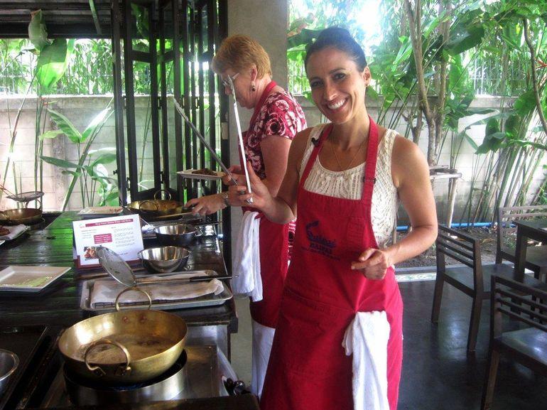 Baipai Thai Cooking School Class in Bangkok - Bangkok