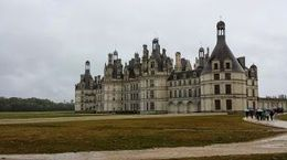Chambord- a stop on the third day for the Loire valley tour , Natalie N - September 2013
