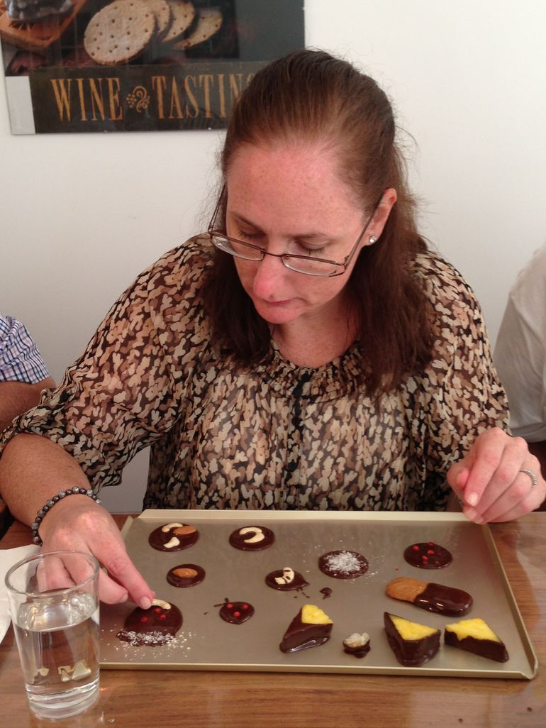 Chocolate Workshop - Brussels