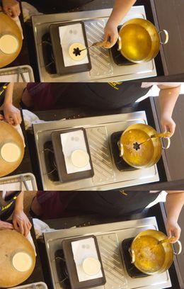 Cooking Thai food - August 2009