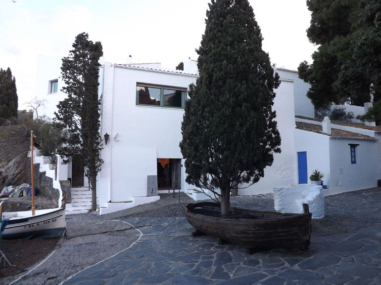 Dali's House at Port Lligat - Costa Brava