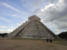 Chichen Itza pyramid , Gabriel G - January 2013