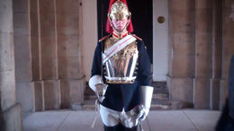 A palace guard. - January 2012