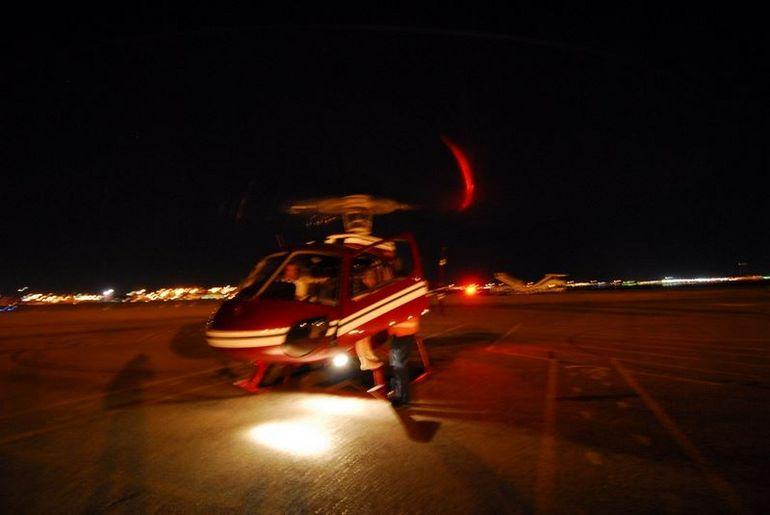 Las Vegas Night Helicopter Flight - Las Vegas