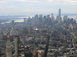 Blick vom Empire zum WTC 1 , Siegfried F - January 2015