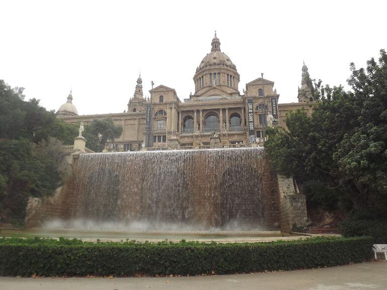 Museu Nacional d'Art de Catalunya - Barcelona