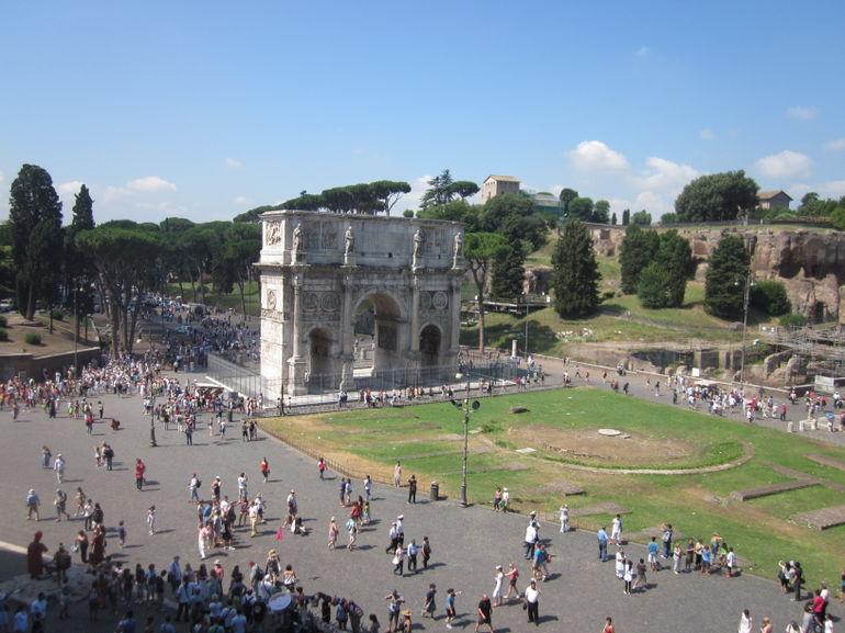 Near Colosseum - Rome