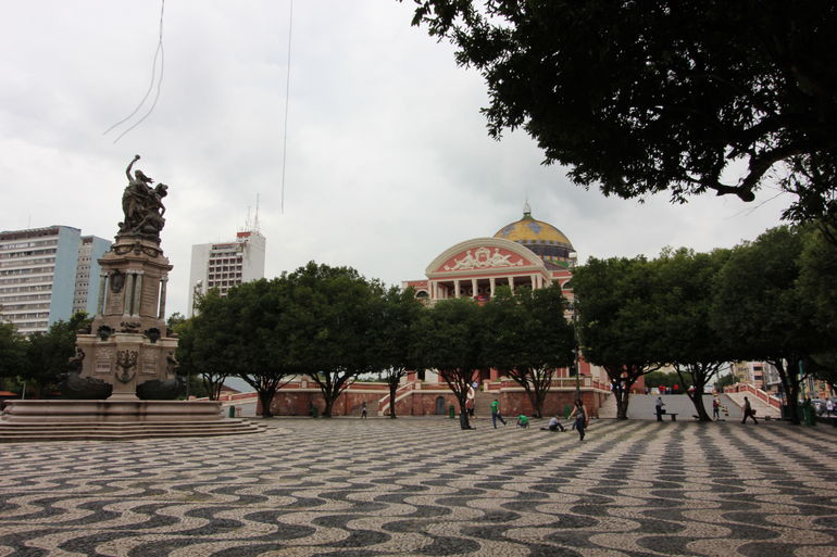 Manaus City Sightseeing Tour photo 12