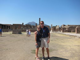 Pompeii forum ruins. , Geoff B - July 2012