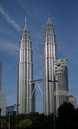 Petrona Towers , Classic168 - December 2011