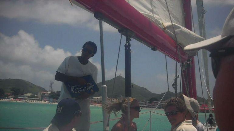 St. Maarten 12 Metre Challenge - Philipsburg