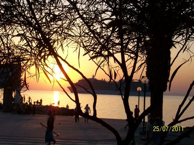 Sun Set in Kusadasi - Izmir