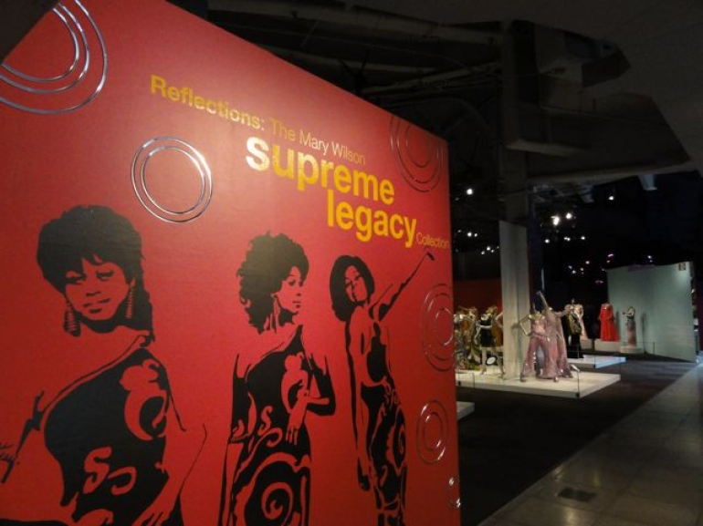 The Supremes Legacy Collection at EMP - Seattle