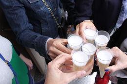 a toast to Paris , Regina - May 2015