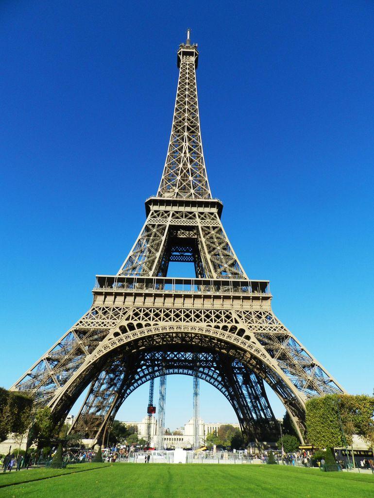 Torre Eifel - Paris
