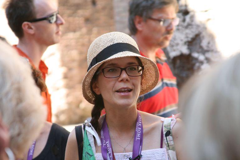 Tour Guide - Rome