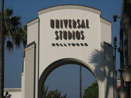 Universal Studios, Los Angeles, Cat - January 2012