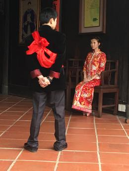 Wedding pictures at the Lin An Tai House , dougmoss - December 2016