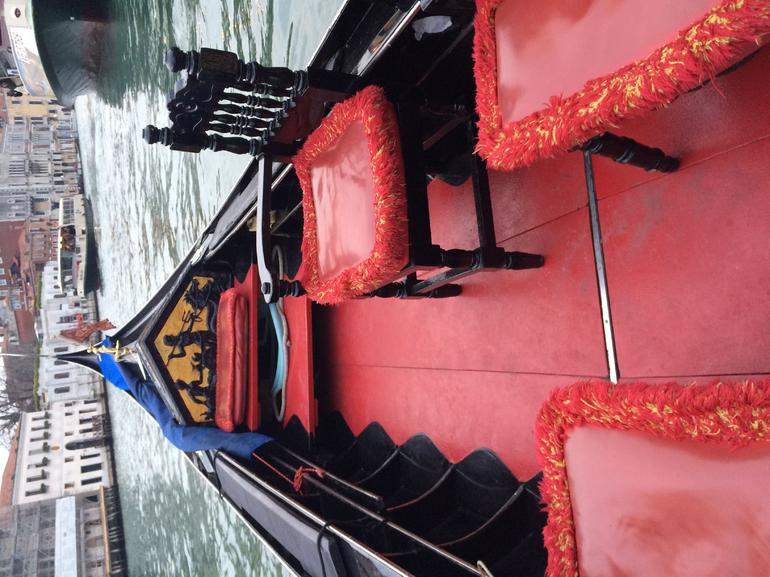 Venice Gondola Ride and Serenade with Dinner photo 15